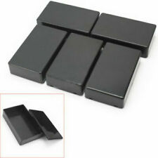 5Pcs 100x60x25mm Plastic Electronic Project Box Enclosure Instrument Case US