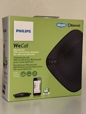 NEW PHILIPS BLUETOOTH  WeCALL  HD CONFERENCE SPEAKER AECS7000E/00 BNIB