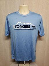 2018 Yonkers Marathon Half & 5K Run Adult Small Blue Jersey