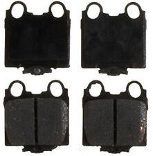 Ceramic Disc Brake Pad fits 1998-2007 Lexus GS300 SC430 GS430  ACDELCO PROFESSIO