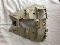 Star Wars Snowspeeder Vintage Outer Body Top Half Kenner ESB 1980