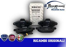 KIT PASTIGLIE FRENO ORIGINALI FIAT PUNTO SEICENTO LANCIA Y 71737178