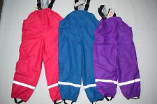 Jungen/Mädchen Kinder Hose Winterhose Regenhose Gummihose..Größe 92/98 - 128/134