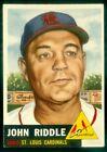 1953 Topps Baseball Cards 93