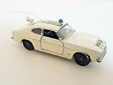 Siku Ford Capri 1700 GT V310 Polizei police 4563 weiss Germany