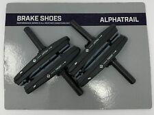 Cbp V-Brake balatas 72mm negro//rojo