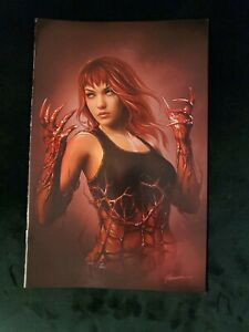AMAZING SPIDER-MAN #30 SHANNON MAER VIRGIN FADED EXCLUSI SPIDERMAN CARNAGE 1