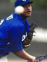 Ogden Raptors Victor Araujo Signed 8x10 Photo Autographed Picture Auto