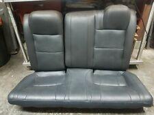 01-05 Honda civic rear leather seat 2 door coupe ONLY. es1,es2,em1,em2,si,domani