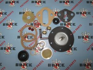 1938-1939 Buick Fuel Pump Rebuilding Kit | Complete Kit AC |  Made in USA