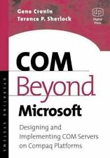 COM Beyond Microsoft: Designing and Implementing COM Servers on Compaq-ExLibrary