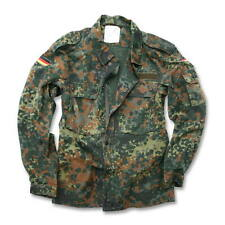 Original BW Feldbluse / Feldhemd der Bundeswehr, flecktarn, sehr guter Zustand