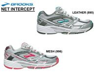BRAND NEW Brooks Net Intercept Womens Netball Shoes FREE DELIVERY RRP $170.00