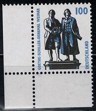 BRD Sehenswürdigkeiten Mi. - Nr. 1934 A postfrisch Ecke unten links