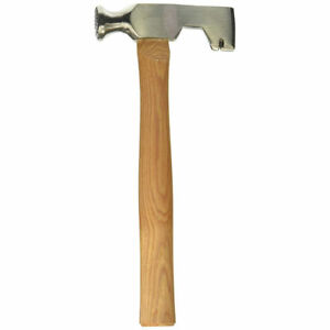 BRAND NEW Goldblatt G05164 Drywall Hammer with Milled Face, Hickory Handle