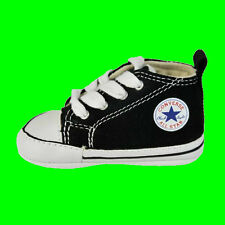 Converse First Star Baby Shoes Black 8j231 19