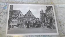 Marktplatz Bad Kissingen AK Postkarte 2078