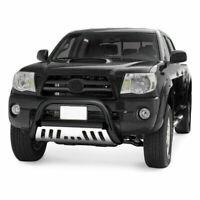 For 05-15 Toyota Tacoma Bull Bar Brush Push Front Bumper Grill Guard