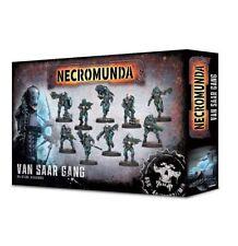 Warhammer Necromunda Van Saar Gang X10 Citadel Miniatures