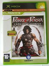 Prince Of Persia L'ame Du Guerrier - Microsoft Xbox - PAL - Complet