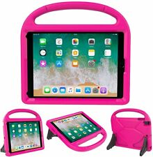 IPad 9.7 Kids Case., Pink- NEW