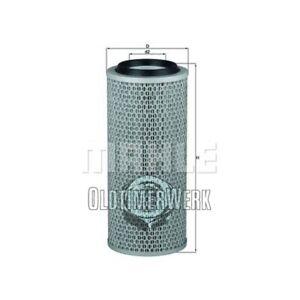 Luftfilter für T3 1,9L Benziner und 1,6L Turbodiesel OE. Ref. 060129620