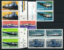 DDR 1551/6 ** - Boote - PAARE