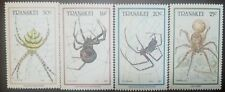 O) 1967 Transkei, Insects -Spiders, Set Mnh