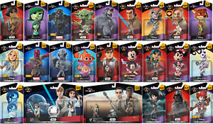 BNiB NEW DISNEY INFINITY FIGURES PLAYSET 3.0 MARVEL STAR WARS ZOOTROPOLIS ALICE