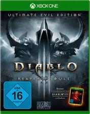 Microsoft XBOX - One XBOne * Diablo 3 Ultimate Evil Edition inkl Reaper of Souls