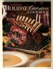 CB340 Holiday & Celebrations Cookbook 2008, Cocktails Cookies Candy Turkey Tarts