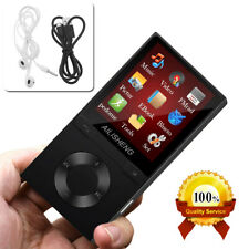 Quality 8GB Bluetooth MP3 Music Player FM Hi-Fi Lossless Support up to 128GB New