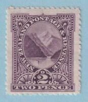 NEW ZEALAND 110  MINT NEVER HINGED OG ** NO FAULTS EXTRA FINE!
