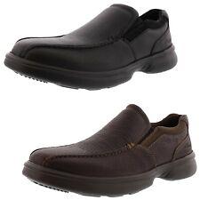Zapatos De Vestir Clarks Hombre Bradley paso mediano y ancho Ligero