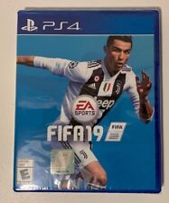 FIFA 19 Sony Playstation 4 PS4 Brand New Factory Sealed