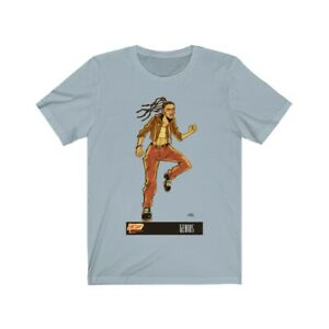 BCAF Limited Edition Genius T-Shirt -- signed by artist John Jennings