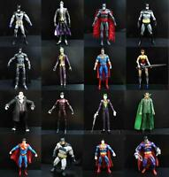 Dc Direct superman batman Bizarro The joker super boy Big Barda action Figure 6""