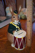Vintage Royal Doulton 1967 Bunnybank Figurine # D6615 Made in England