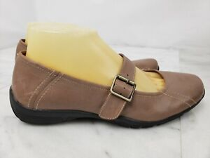 NATURAL Women's Shoes   Soul By Naturalizer  Maryjane Brown Leather Size 8.5 M