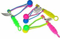 3 LARGE Click Clackers Girls Boys Toys Christmas Xmas Stocking Fillers 9cm