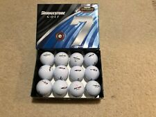60 Bridgestone e7, e7+, e6+, Extra Soft, Treosoft Mint/AAAA golf balls
