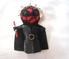 DARTH MAUL IN LEGO STAR WARS Voodoo String Doll Keychain Ornament Accessory
