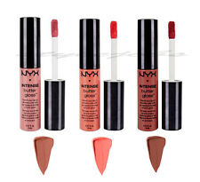 NYX Intense Butter Lip Gloss - Nude Color Set - IBLG