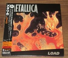 METALLICA   Load  CD MINI LP WITH OBI  BOOKLETS
