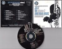Jazz im Amerika Haus Vol. 2 CD WARREN VACHE QUINTET © 1994 Nagel-Heyer 10-track