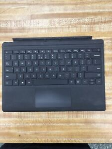 Original Microsoft  Black Keyboard for Surface Pro 3 4 Backlit