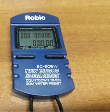 Cronometro SPARCO Sc-606w 30 Memorie - 30 Memory Stopwatch
