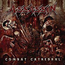 ASSASSIN - COMBAT CATHEDRAL   VINYL LP+CD NEU