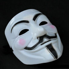 Pop V-for-Vendetta-Mask Party-Masquerade Anonymous Fawkes Fancy Hacker Guy masks