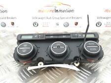 VOLKSWAGEN GOLF GTI MK5 (1K) Heater Control Panel Heated Seats 04 - 09